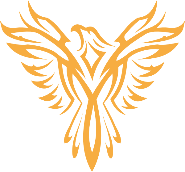 HD Gold Eagle Png.