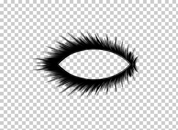 Cosmetics Eyelash extensions Eye Shadow, gold brush PNG.