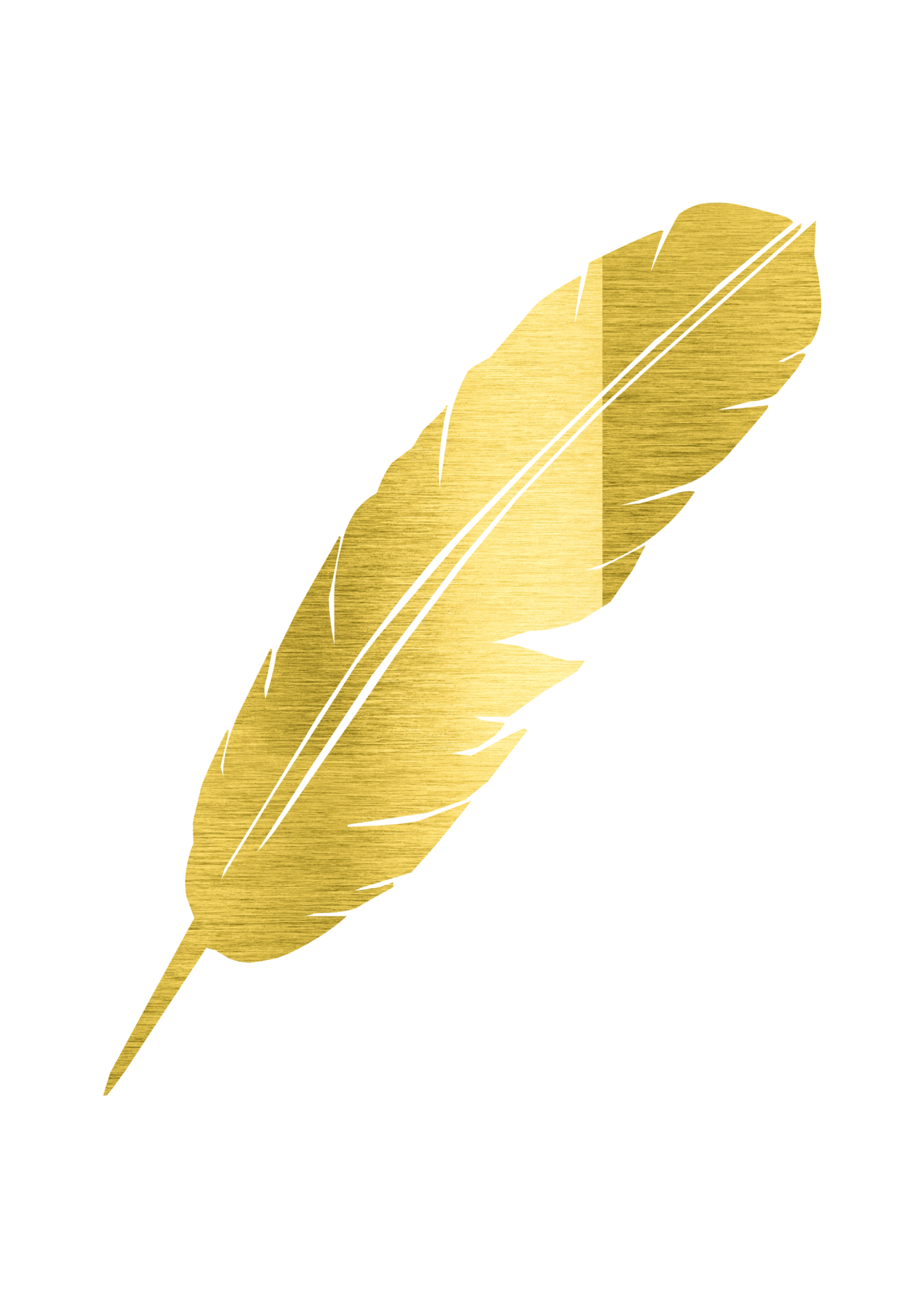 Gold Feather Png (110+ images in Collection) Page 3.
