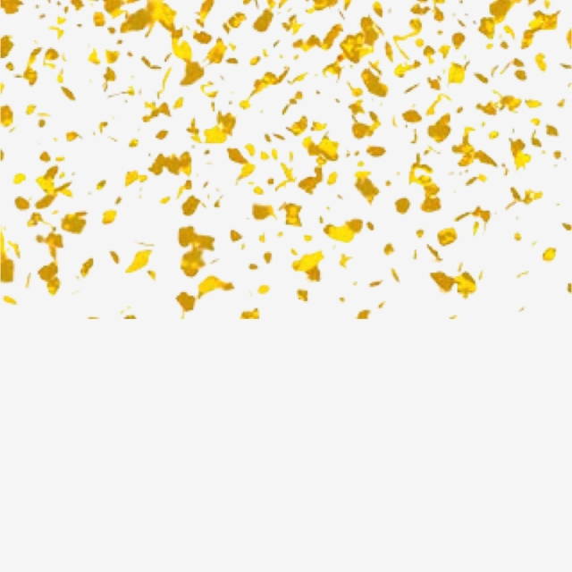 Gold Flakes Light, Luxurious, Shading, Gold Background Image for.