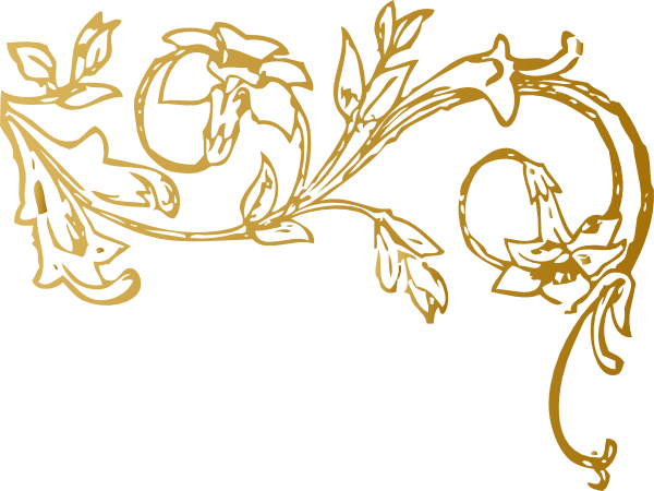 Free Gold Flowers Png, Download Free Clip Art, Free Clip Art.