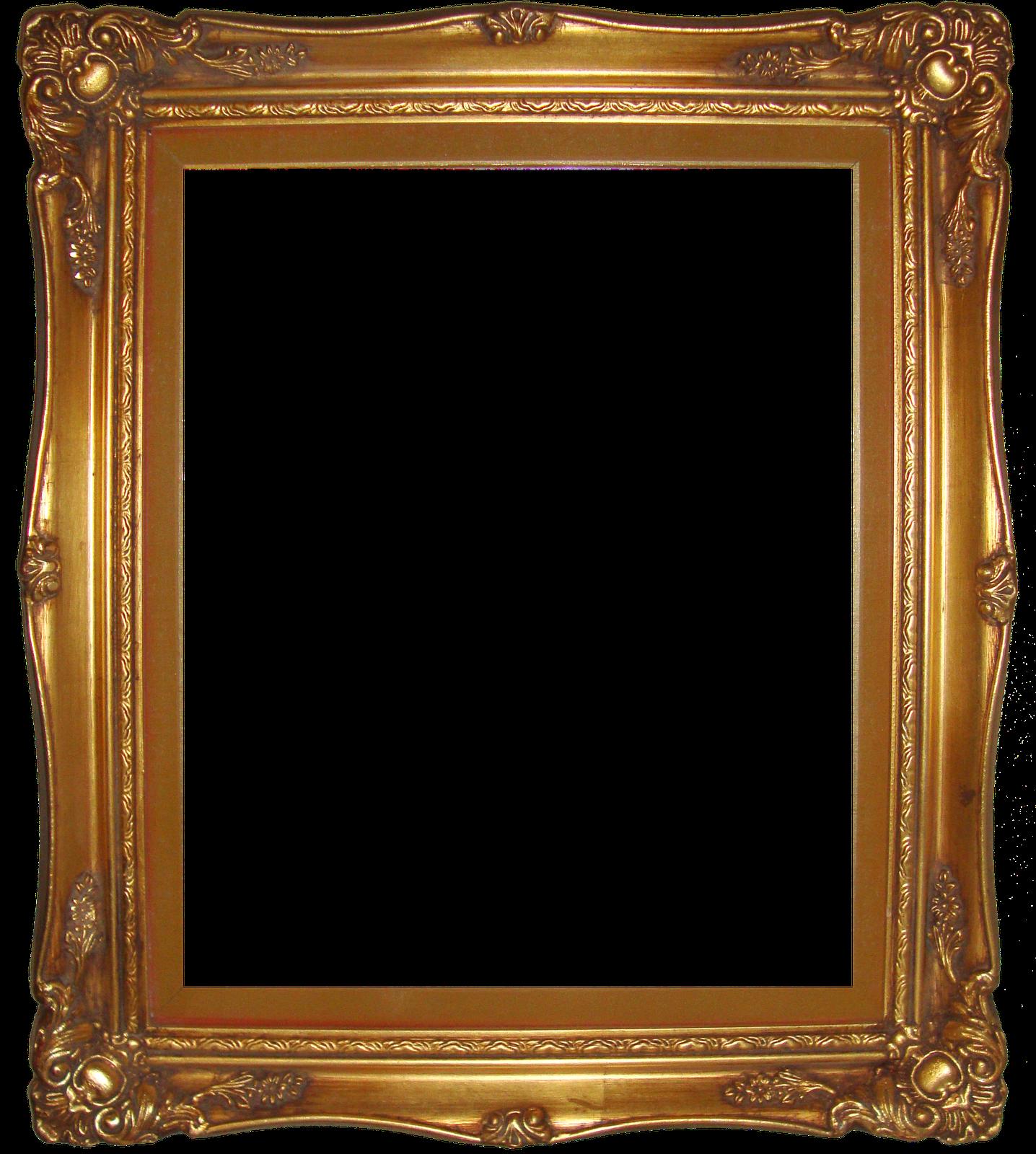 Old Gold Frames, Presenting: Digital Vintage/antique photo frames.
