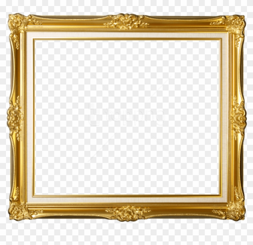 Free Png Gold Frame Background Best Stock Photos Png.