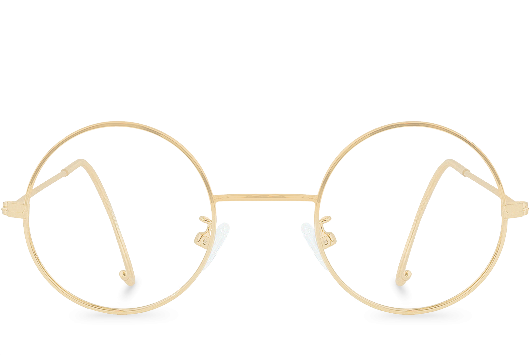 Round Glasses Png (+).