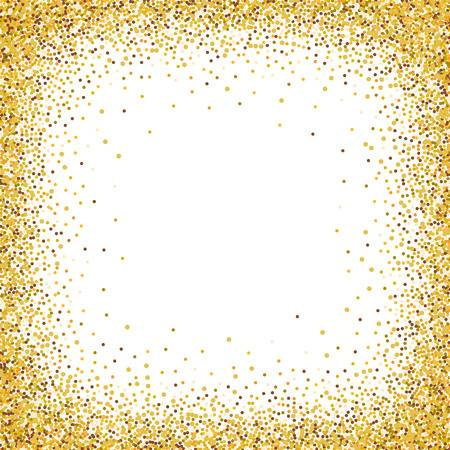 Download Free png 12,688 Gold Glitter Border Cliparts, Stock.