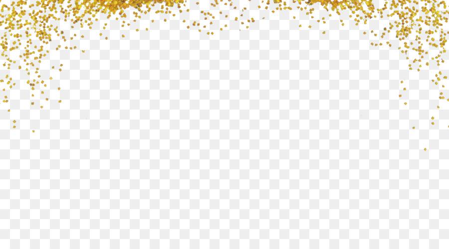 Free Gold Glitter Border Transparent, Download Free Clip Art.