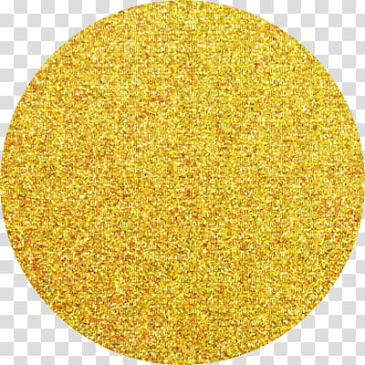 Yellow Gold Pigment Material Powder, gold transparent.