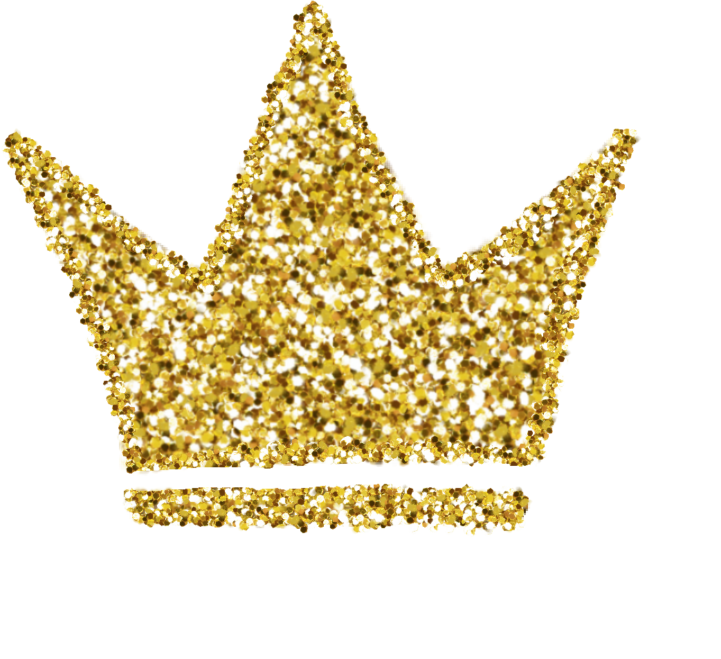 crown #glitter #gold #sparkles #goldcrown #picsart.