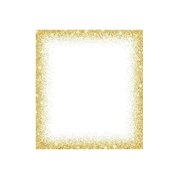Gold glitter background vector ❤ liked on Polyvore featuring frames.