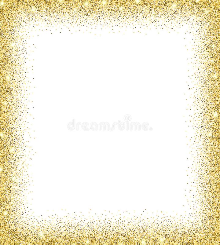 Gold Glitter Frame Png (111+ images in Collection) Page 3.