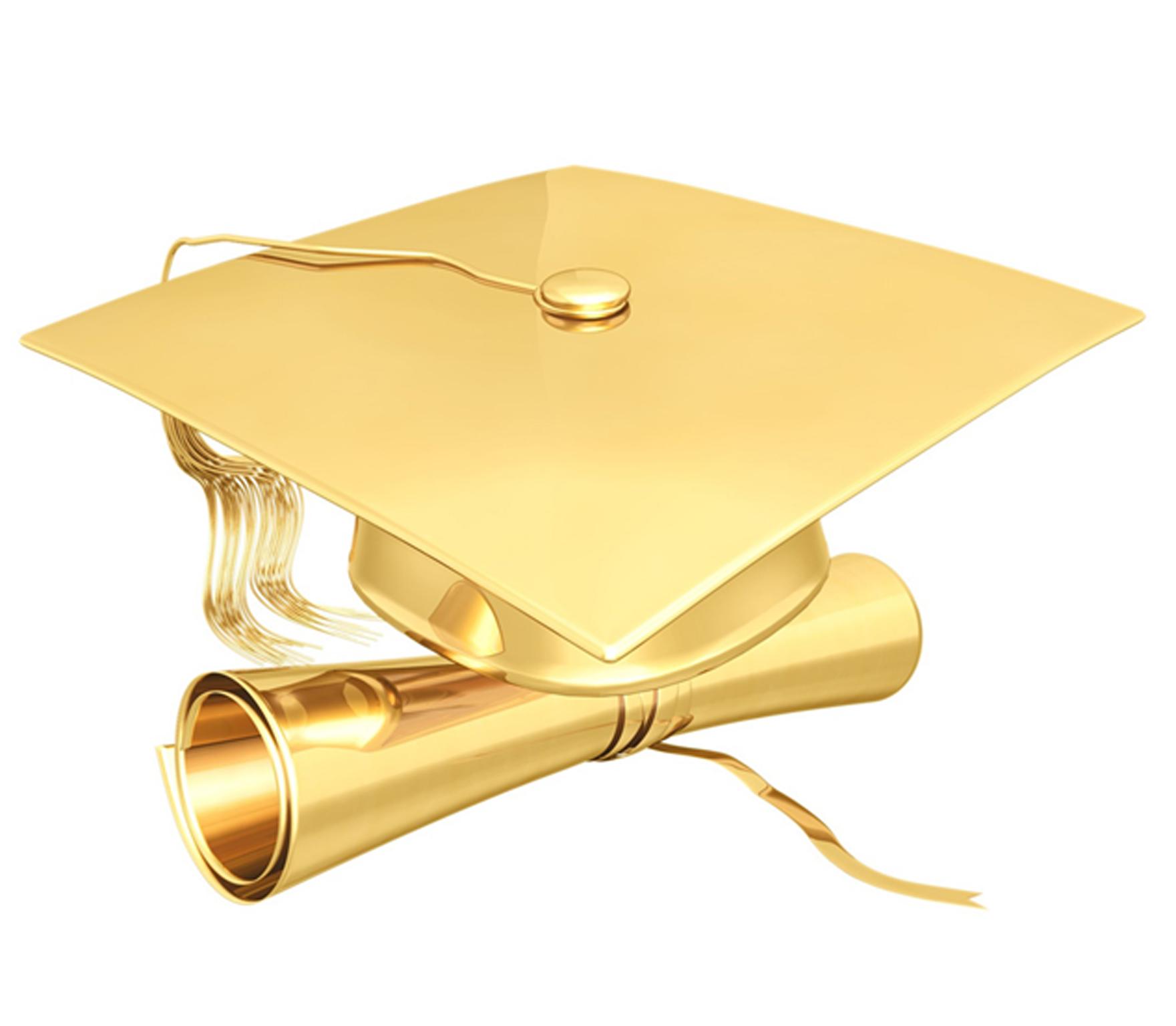 Free Graduation Gold Cliparts, Download Free Clip Art, Free.