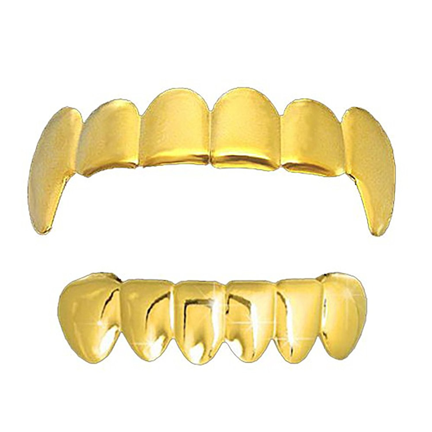 Gold Grill Clipart.