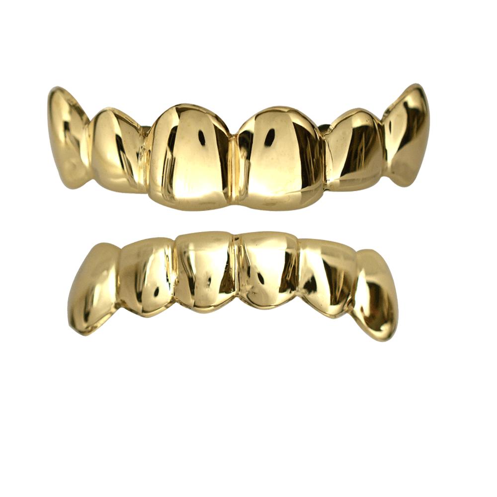 Gold Classic Solid Set.