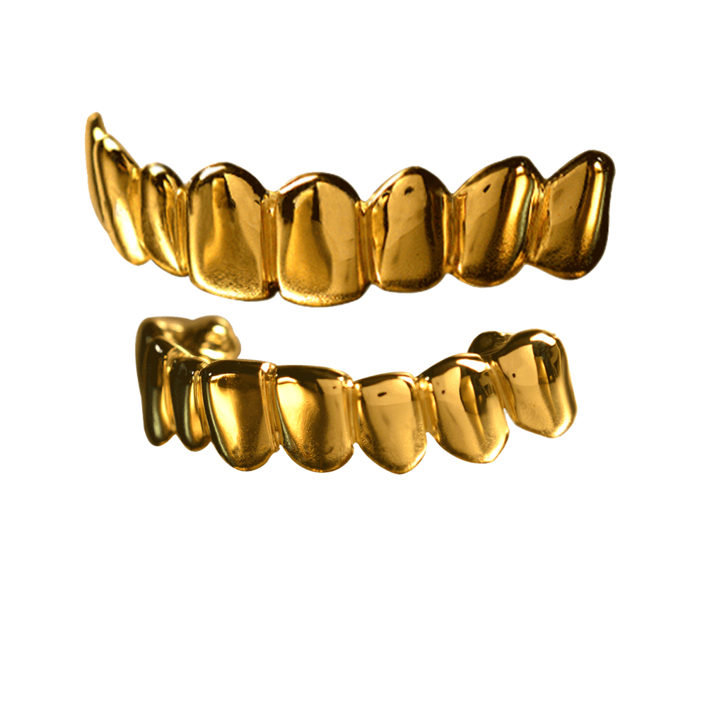 Gold Deep Cut Set [Permanent Look].