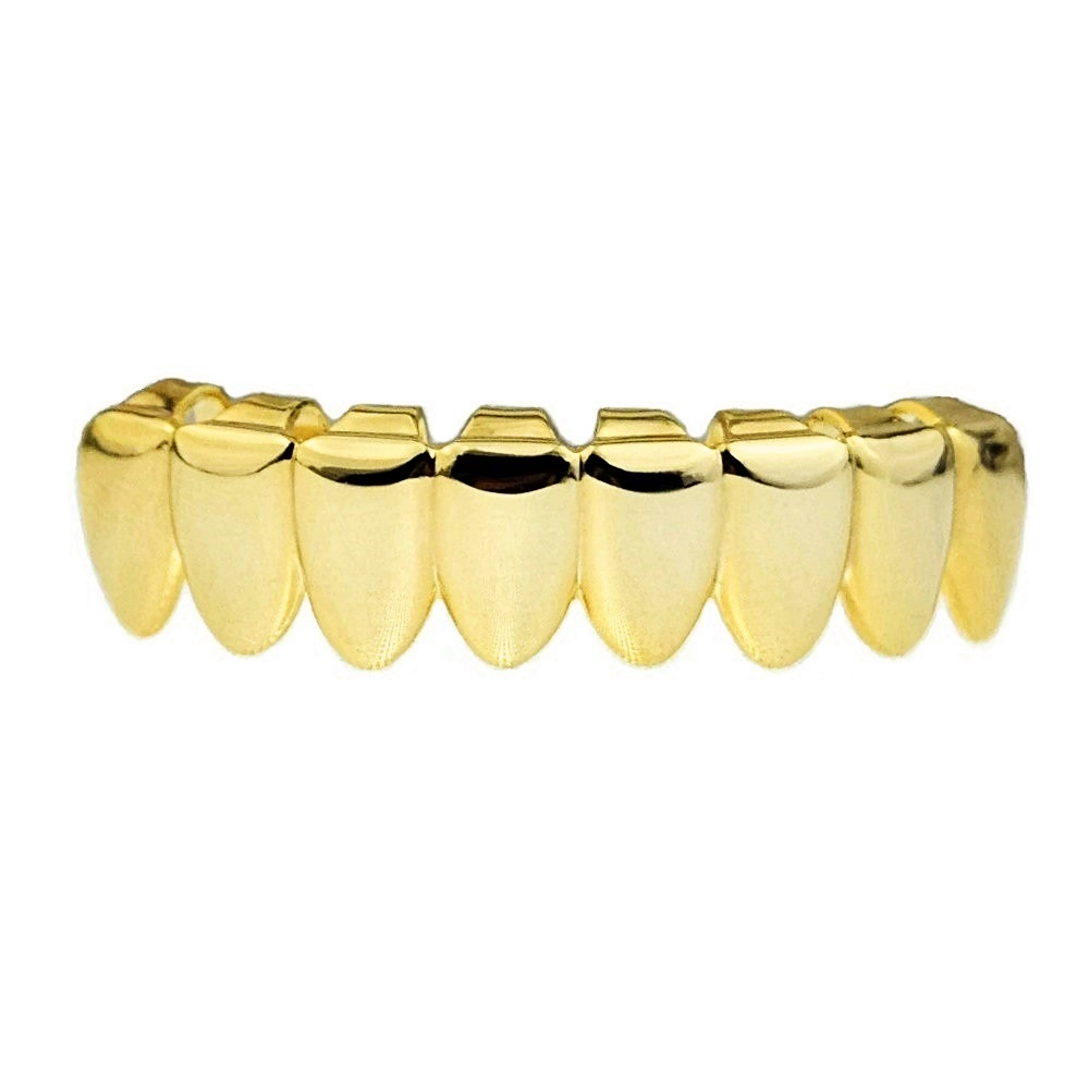 Teeth Gold Png Clipart #46553.