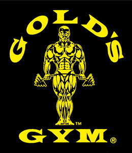 Gold\'s Gym Logo Vector (.CDR) Free Download.