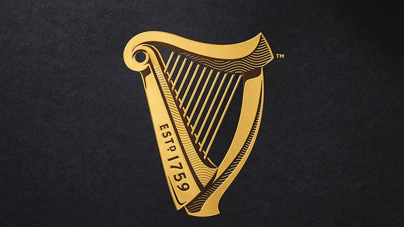 Golden Harp Logo.