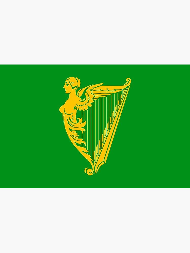 Irish Harp Heraldry.