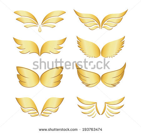 Wing Stock Vector 109301585.