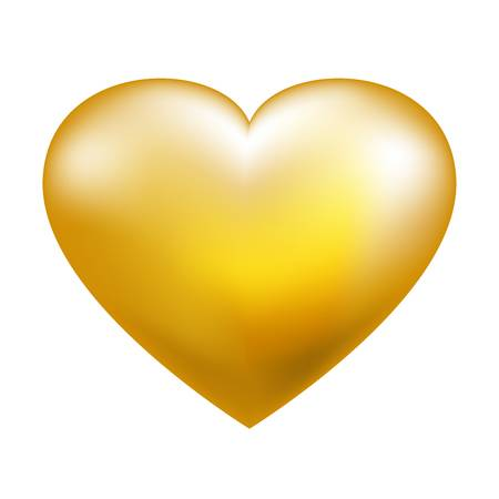 39,616 Gold Heart Stock Illustrations, Cliparts And Royalty Free.