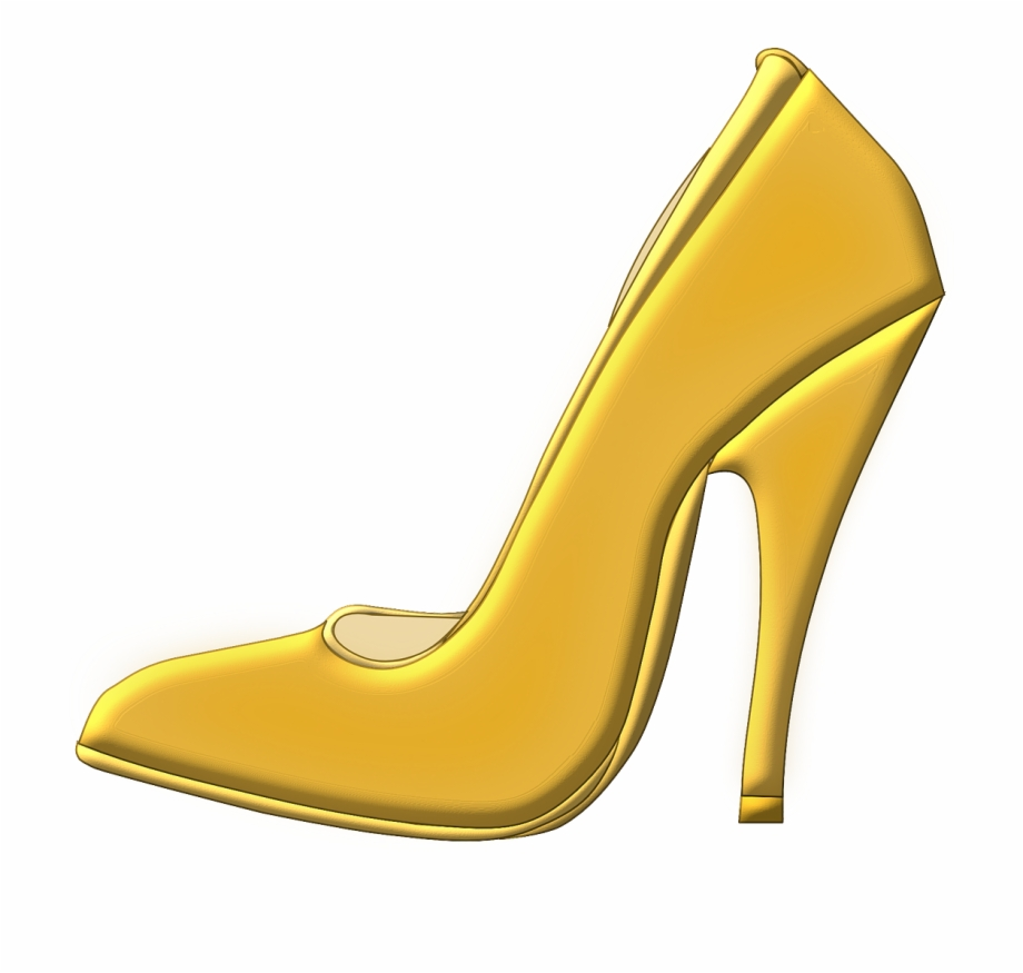 Shoe High Heeled Shoe Png Image.