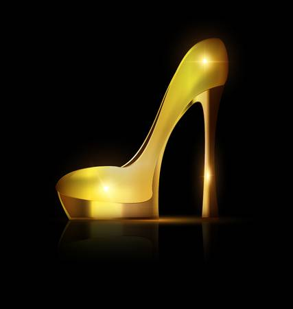 15,317 High Heel Shoe Stock Illustrations, Cliparts And Royalty Free.
