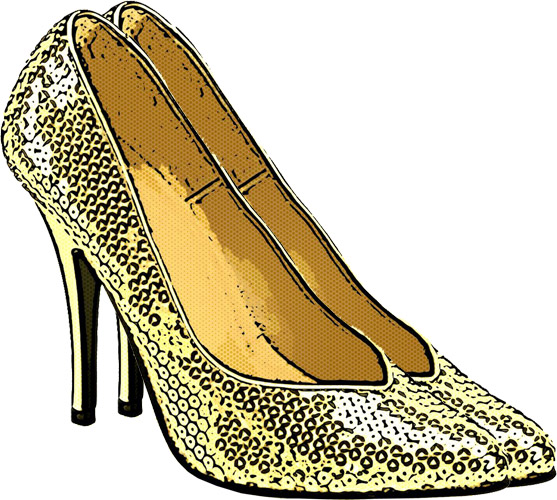 427 High Heels free clipart.