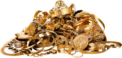 Gold PNG Transparent Images.