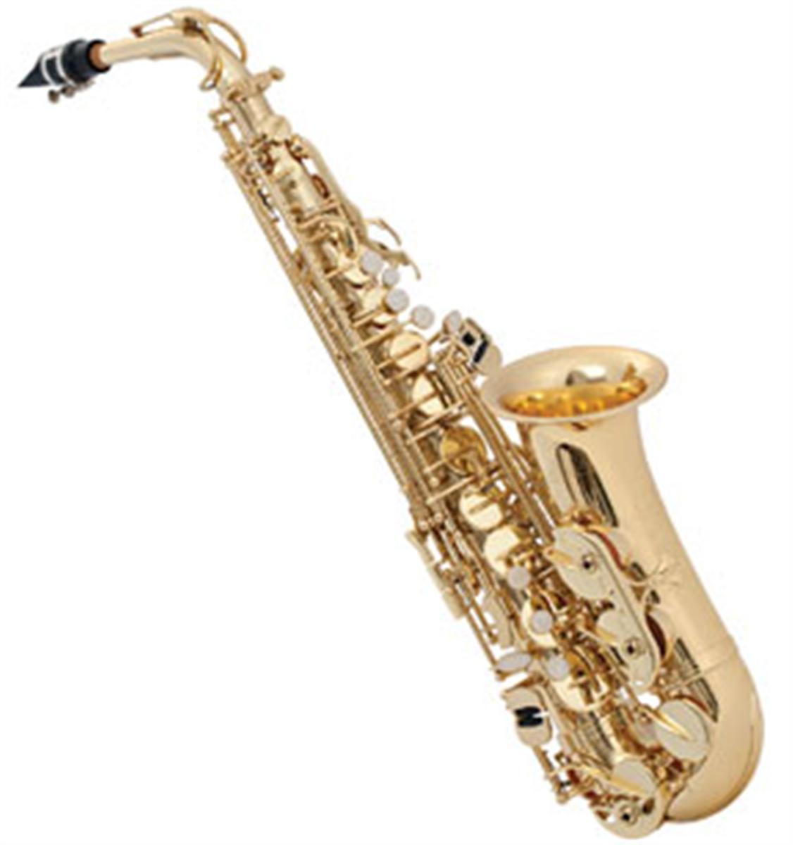 Saxophone Clipart.