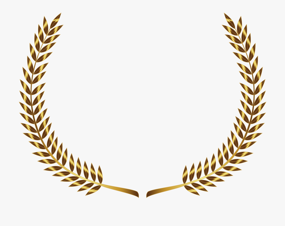 Gallery For > Simple Laurel Wreath Clipart.