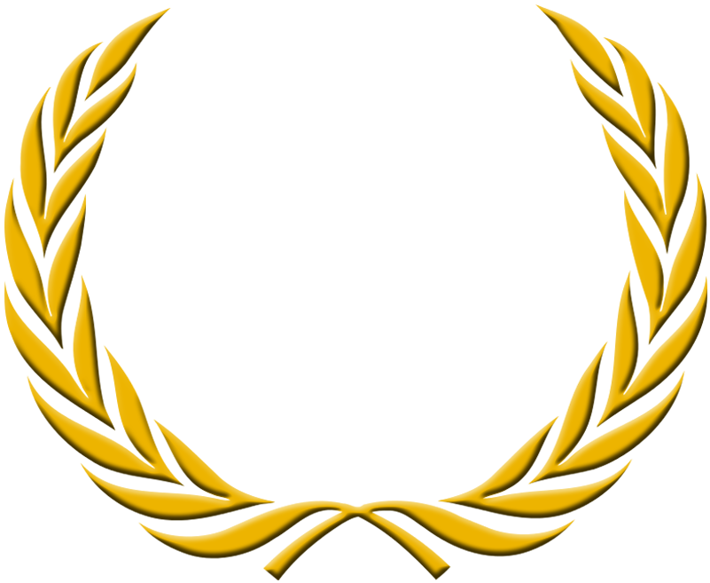 File:Golden Laurel Wreath.png.