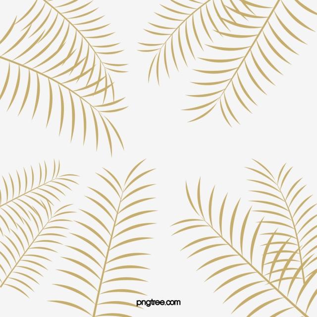 Gold Leaf PNG Images.