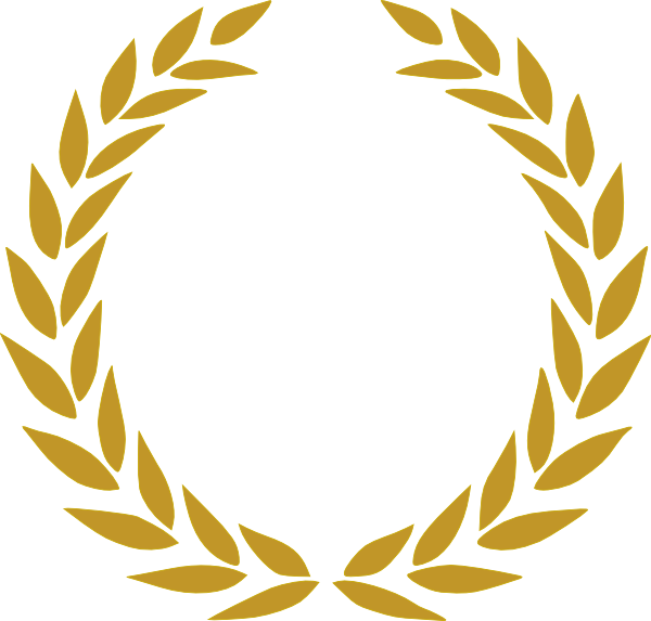 Gold Wreath Clip Art at Clker.com.