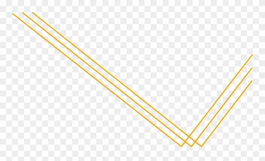 Line Transparent Gold Transparent Images Vector Clipart.