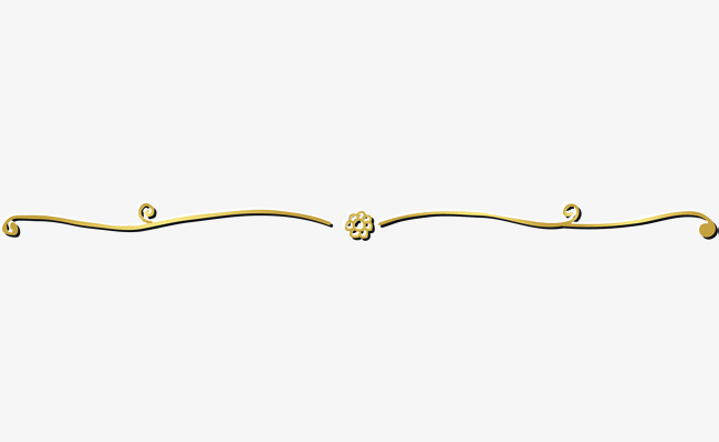 Hand Painted Gold Lines, Hand, Simple, Arc PNG Transparent Image and.
