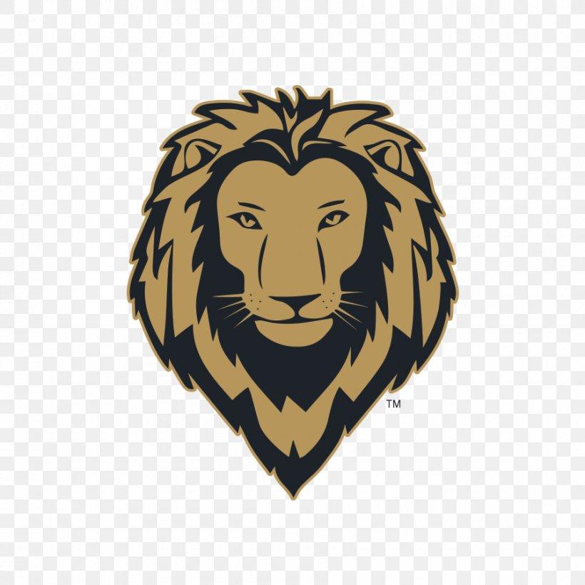 Lion Logo, PNG, 900x900px, Lion, Banner, Big Cats.