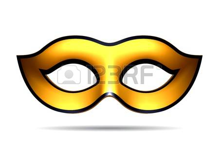 3,246 Gold Mask Stock Illustrations, Cliparts And Royalty Free.
