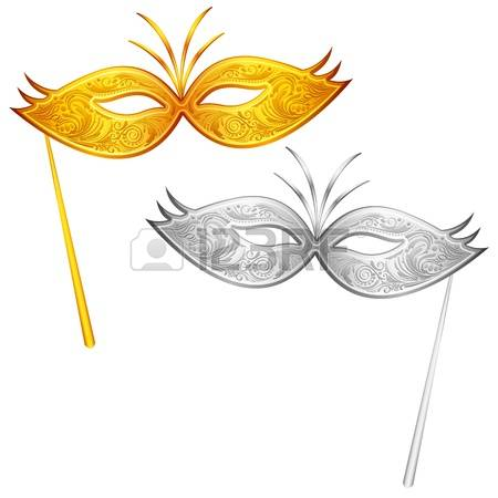 3,107 Gold Mask Stock Illustrations, Cliparts And Royalty Free.