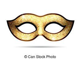 Halloween masks clipart.