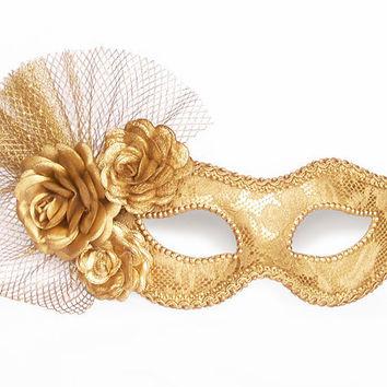 Image Gallery of Gold Masquerade Masks Clip Art.