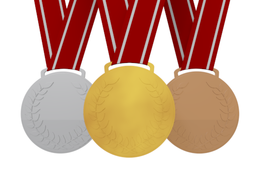Clipart gold medal.
