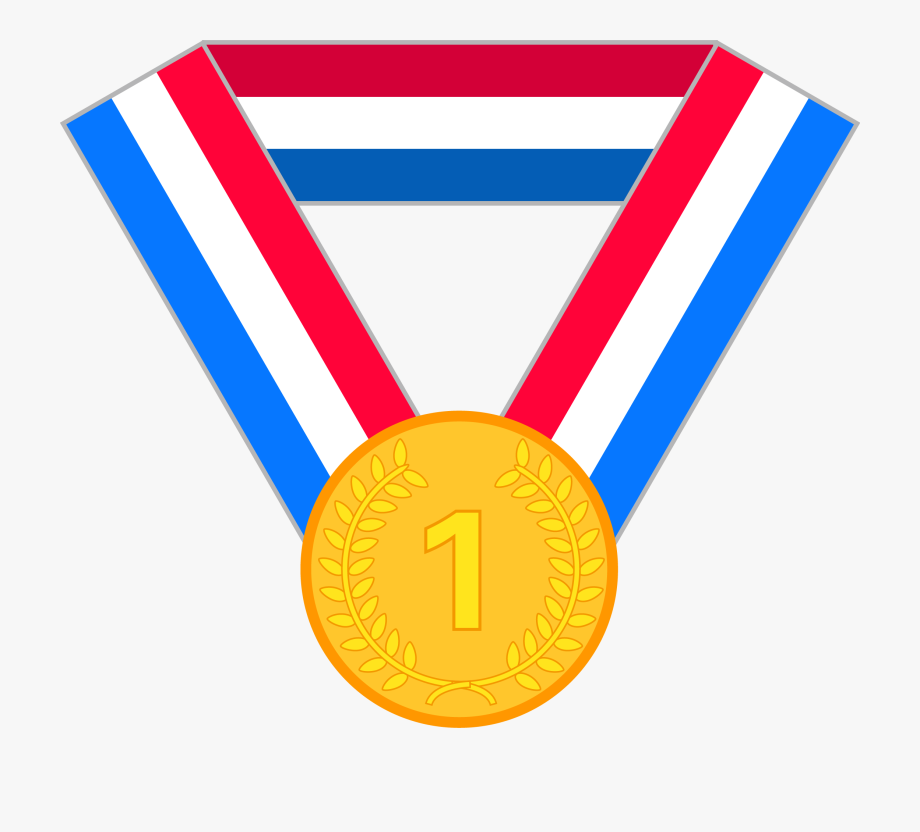 Medal Cartoon Medals Free Transparent Image Hd.