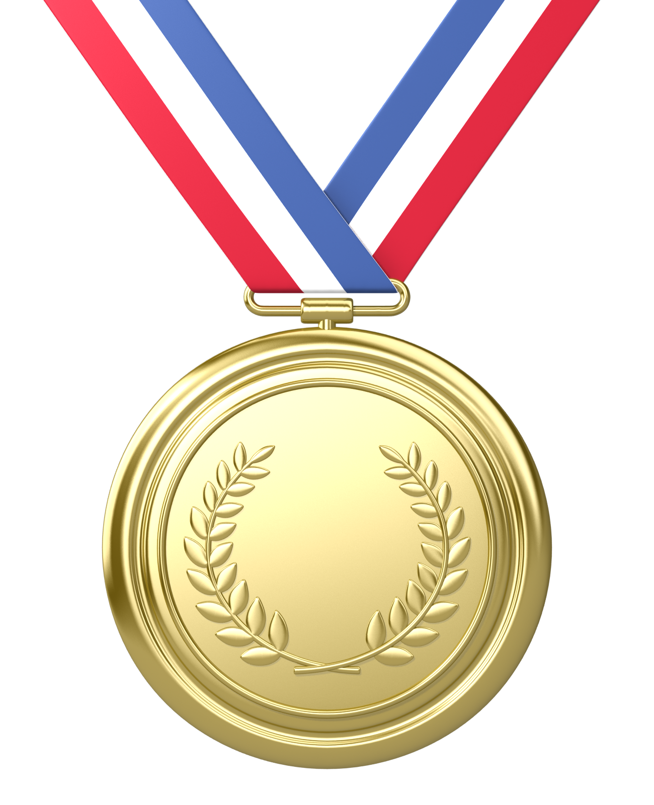 7 Personal Gold Medal Achievements.