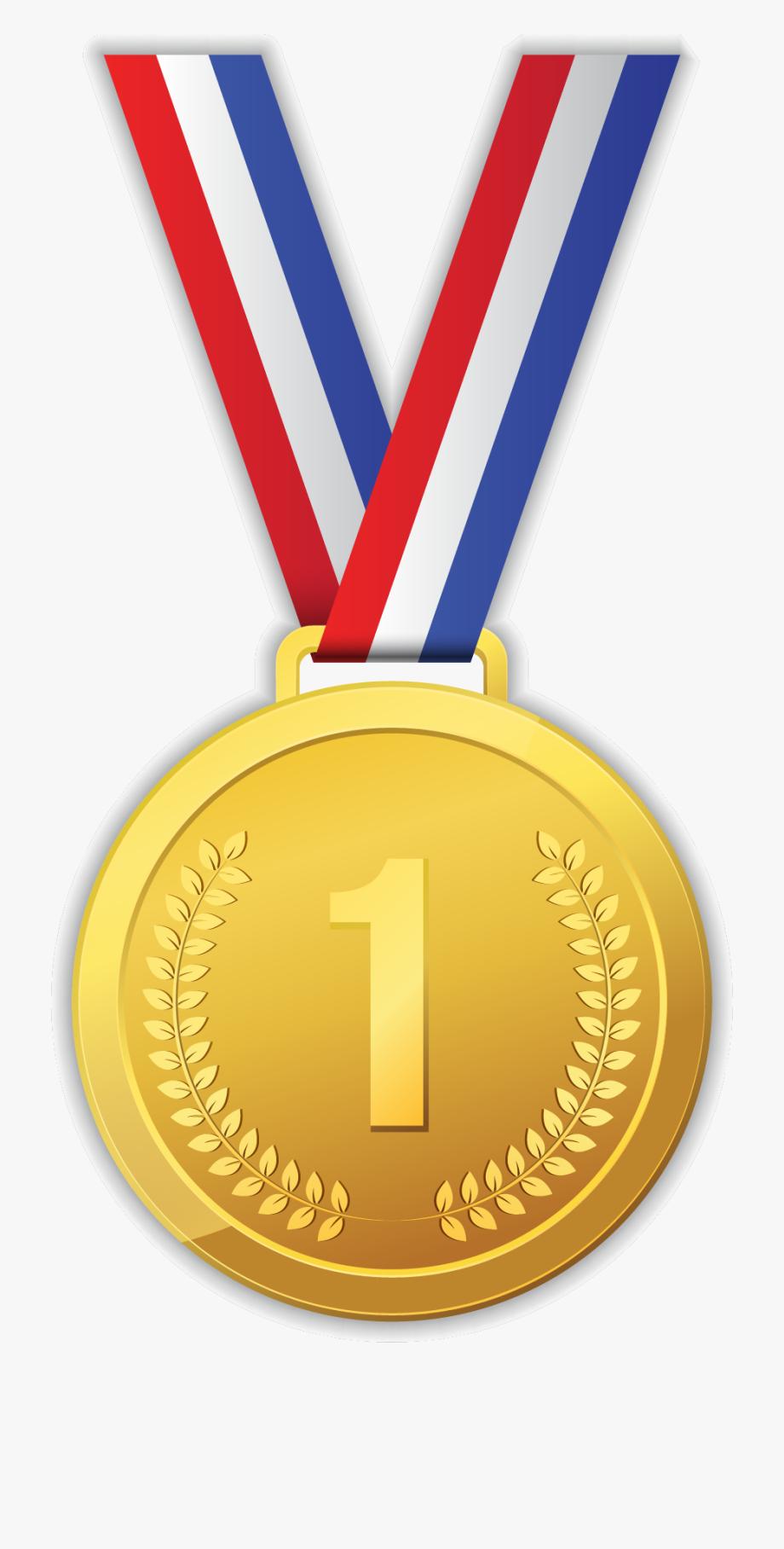 Gold Medal Png.