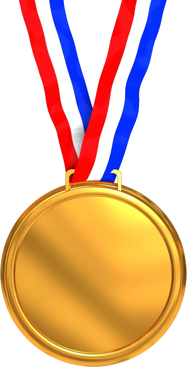 Download Free png Gold medal PNG, Download PNG image with.