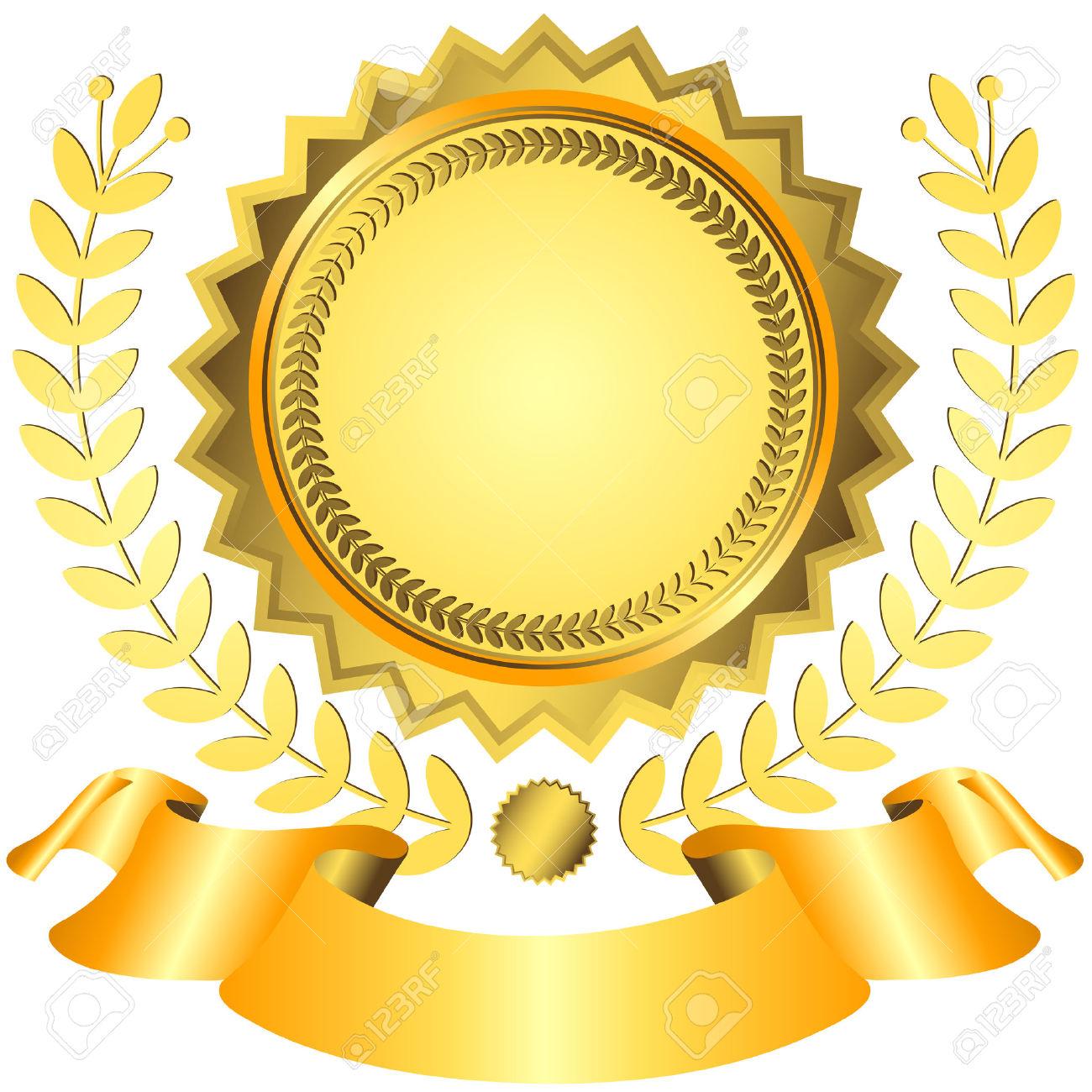 Medal And Ribbon Stock Photos By OlgaDrozdova At 123 Royalty Free.