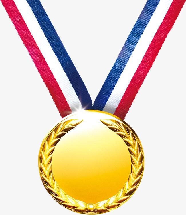 Gold medal clipart 4 » Clipart Portal.