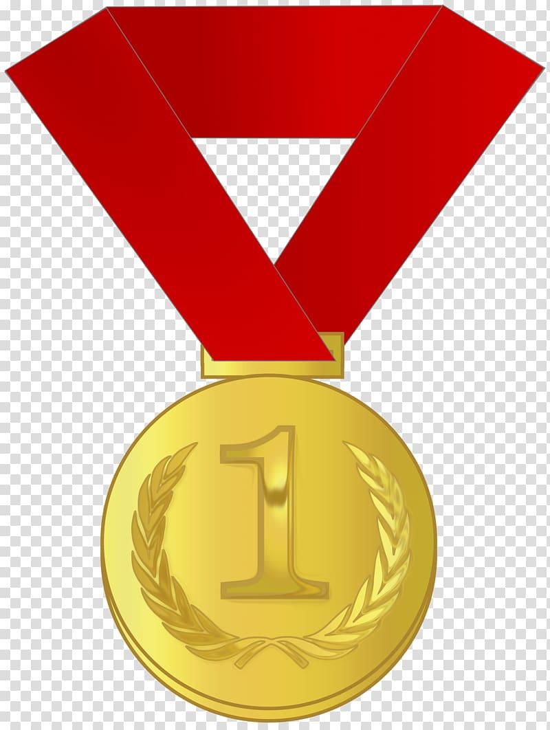 Gold medal Award Silver medal , crafts transparent background PNG.