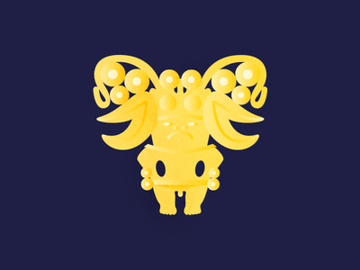 Colombia Icons : Bogota Gold Museum by Tine Lucas.