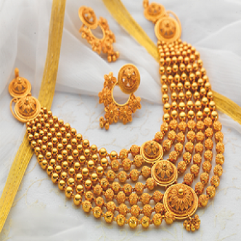 PNG Gold Necklace Designs 52.